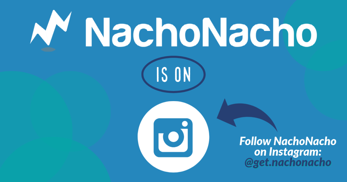 NachoNacho is on Instagram. Follow @get.nachonacho